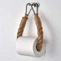 Thsinde - Toilet Roll Holder, Bathroom Tissue Holder Toilet Roll Holder