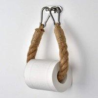 Toilet Roll Holder, Bathroom Tissue Holder Toilet Roll Holder