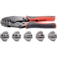 818645 Crimp Tool Set 7 Piece - Toolcraft