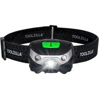 TOOLZILLA USB Rechargeable LED Head Torch - TOOLZILLA®