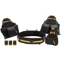 TB-CT-101-4 Contractor Tool Belt Set 4 Piece - Toughbuilt