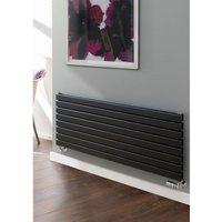 Piano Steel RAL Double Panel Horizontal Designer Radiator 624mm x 700mm - TRC