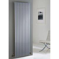 TRC Piano Steel RAL Vertical Single Panel Designer Radiator 1820mm x 512mm