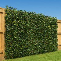 Christow - Trellis With 2 Tone Leaves (1m x 2m)
