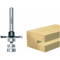 TR35X1/2TC TR35 x 1/2 TCT Biscuit Jointer Set 4.0 x 37.2mm - Trend