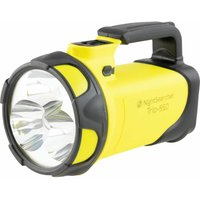 Nightsearcher TRIO-550 Rechargeable Search Light Handlamp Yellow