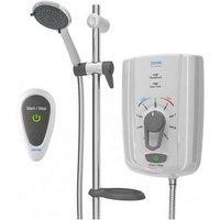 Omnicare Design 8.5kW Electric Care Shower Thermostatic + Remote Control - Triton