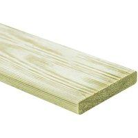 Lames de terrasse 20 pcs 150x12 cm Bois - True Deal