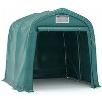 True Deal Tente de garage PVC 1,6x2,4 m Vert