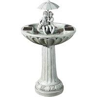 Umbrella Fountain Solar Water Feature