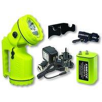 PS-L3PK LED Swivel Headed Lantern Torch Kit 300 Lumens - Unilite