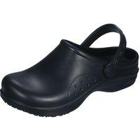 Unisex Garden Clogs Waterproof & Lightweight EVA Shoes Anti-slip Nursing Slippers Women or Men Sandals for Homelife Work,model:Black 36