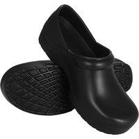 Unisex Garden Clogs Waterproof & Lightweight EVA Shoes Anti-slip Nursing Slippers Women or Men Sandals for Homelife Work,model:Black 38