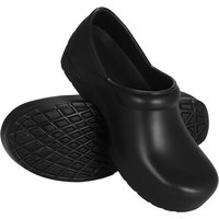 Unisex Garden Clogs Waterproof & Lightweight EVA Shoes Anti-slip Nursing Slippers Women or Men Sandals for Homelife Work,model:Black 41