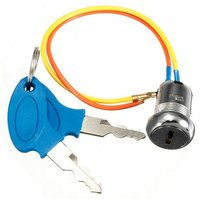 Universal 2 Wire Ignition Switch Electric Lock Bike Scooters Dirt Mini Kart
