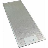 Ufixt - Universal Cooker Hood Metal Grease Filter 175mm x 445mm