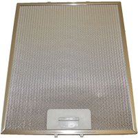 Ufixt - Universal Cooker Hood Metal Grease Filter 280mm x 340mm