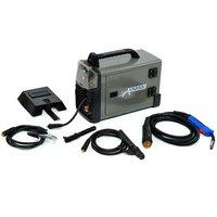 Varan Motors - var-migmma200 MIG MMA-200 Inverter Portable Arc Welder + Accessories