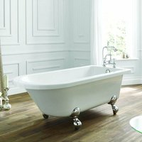 Verona Kilnsey Freestanding Single Ended Bath 1700mm x 750mm - Excluding Feet