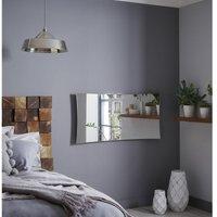 Vetro Soap 1380X500mm Glass Towel Warmer 1651B Black - Heating Style