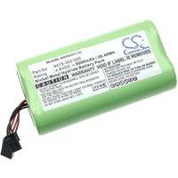 Battery compatible with Peli 9415 LED Lantern, 9415Z0 LED Latern Zone 0, 9415, 9418 Torch, Headlamp (8000mAh, 4.8V, NiMH) - Vhbw