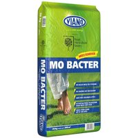 MO Bacter Organic Lawn Fertiliser and Moss Killer 20kg - Viano