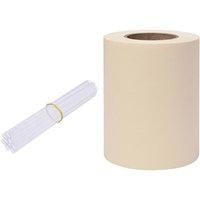Garden Privacy Screen PVC 35x0.19 m Cream - Cream - Vidaxl