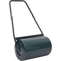 Lawn Roller Green and Black 63 cm 50 L - Vidaxl