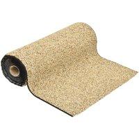 Stone Liner Natural Sand 500x60 cm - Vidaxl