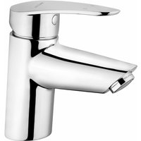 Dynamic S Basin Mixer Tap, Chrome - Vitra