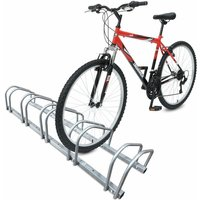 VOUNOT Bike Stand Bicycle Parking Rack for 5 Bikes