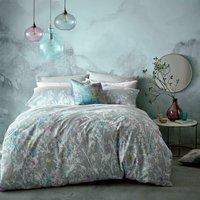 Voyage Maison Fenadina King Size Duvet Cover Set 100% Cotton 220TC Floral Bedding