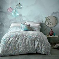 Voyage Maison Fenadina Super King Duvet Cover Set 100% Cotton 220TC Floral Bedding