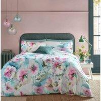 Voyage Maison Isabella Spring Duvet Cover Set Double, Cotton 200TC