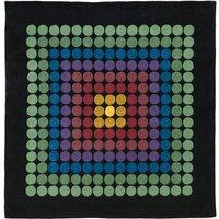 Privatefloor - VP08 square rug 250cm Verner Panton Multicolour