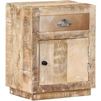 Waco 1 Drawer Bedside Table by Brown - Bloomsbury Market