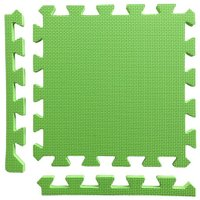 Playhouse 5 x 5ft Green - Warm Floor