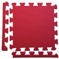 Playhouse 6 x 5ft Red - Warm Floor