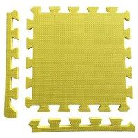Playhouse 6 x 6ft Yellow - Warm Floor