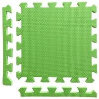 Playhouse 7 x 5ft Green - Warm Floor
