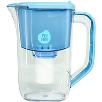 Water Filter Water Filter Cartridge With Compatible Cartridge Plastic Drinking Water Fliters Water Jug Kettle 2.5L Blue