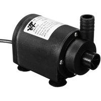 Water Pump DC 24V 7m 1000 L / H Lift Solar Hot Circulation Fountain Brushless Motor - KINGSO