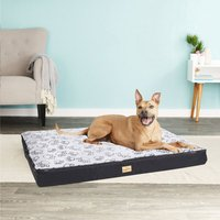 Waterproof Jumbo XL Pet Bed for Large Dog Orthopedic Mattress w/ Removable Cover - Extra Extra Large 120x90x10cm