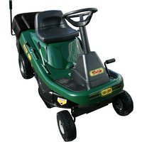 12530 Petrol Ride-On Lawn Mower 76cm/30in with Collector - Webb