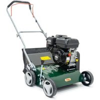 "Webb 40cm (16"") 2 in 1 Petrol Lawn Scarifier and Raker ( Briggs and Stratton Engine) - WEPLS400P - OTHER"