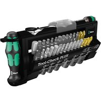 Tool-Check Plus Tool Set of 39 1/4in Drive - Wera