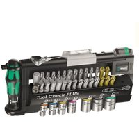 Wera WER056490 1/4in Drive Tool Check Plus Tool Set of 39 Piece