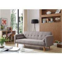 WestWood Fabric Sofa Bed Grey FSB04 - KMS