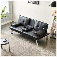 WestWood Manhattan Sofa Bed Black