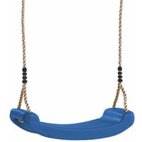 Childrens Swing Seat in blue - Wickey
